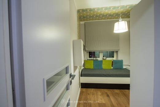 Pokój - zdjęcia po remoncie