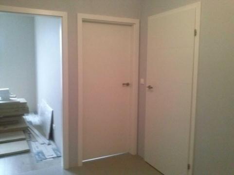 Drzwi do sypialni i garderoby