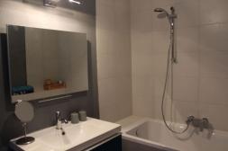 Łazienka - w trakcie remontu