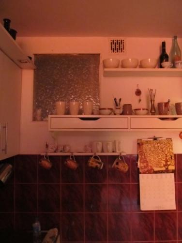 Kuchnia - zdjęcia przed remontem