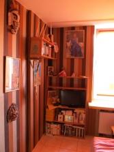Sypialnia - zdjęcia przed remontem