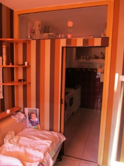 Sypialni - zdjęcia przed remontem
