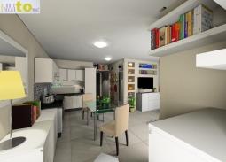 Aneks kuchenny - projek