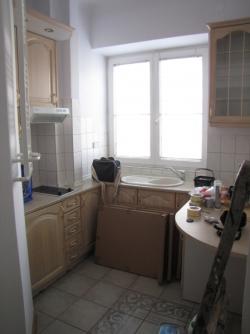 Aneks kuchenny - przed remontem