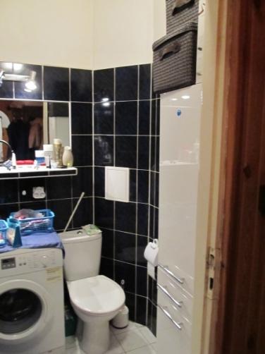 Łazienka - przed zmianami