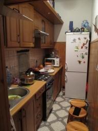 Kuchnia - przed zmianami