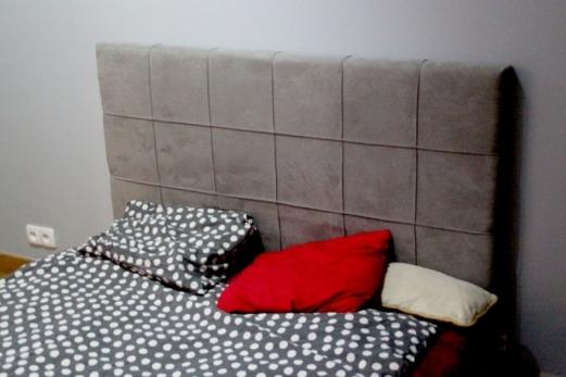 Sypialnia - po remoncie