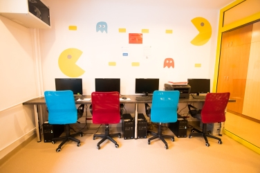 sala komputerowa