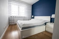 sypialnia - zdjęcia po realizacji