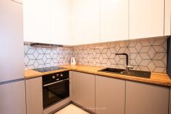 kuchnia - zdjęcia po realizacji