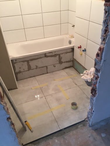 łazienka_w trakcie remontu