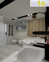 łazienka przy sypialni